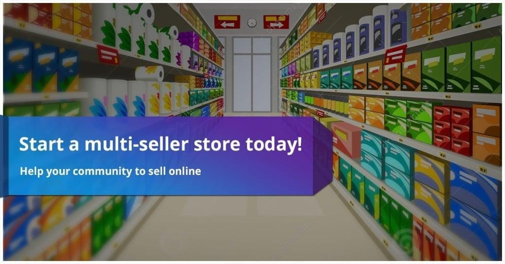Online Multi Vendor Marketplace Script