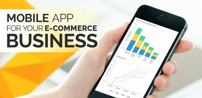 create ecommerce mobile android app