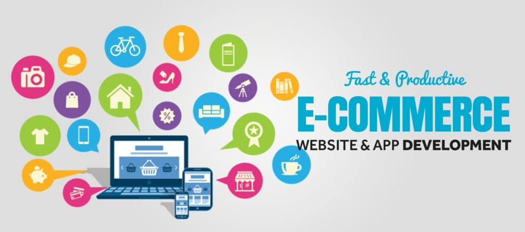 mobile eCommerce application development